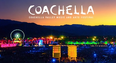 Coachella Festival Tickets