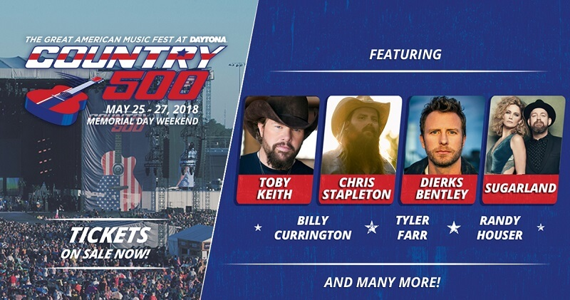 Country 500 Music Festival