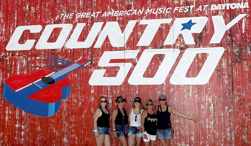 Country 500 Tickets