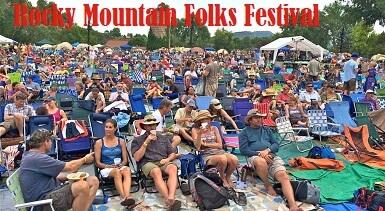 Rocky Mountain Folks Festival Tickets
