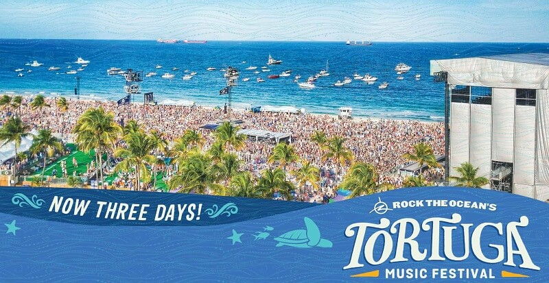 Tortuga Music Festival Tickets