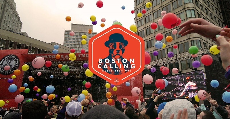 Boston Calling Music Festival Tickets