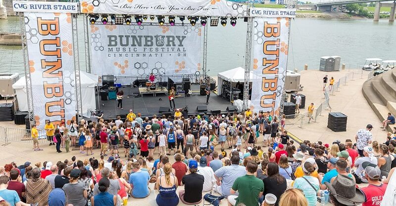 Bunbury Music Festival Tickets