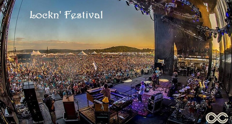 Lockn Festival Tickets
