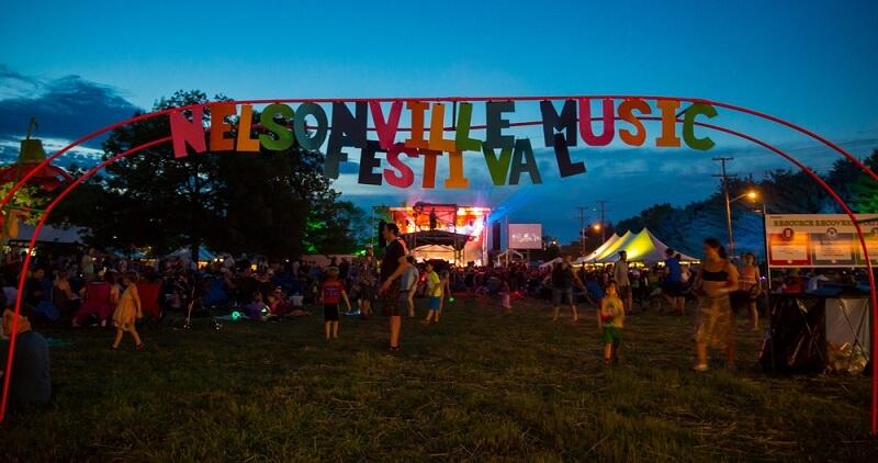 Nelsonville Music Festival Tickets
