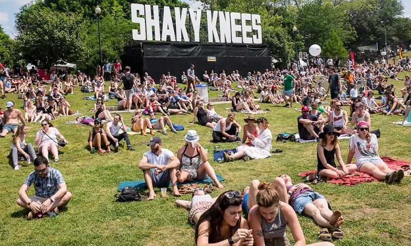 Shaky Knees Music Festival Tickets