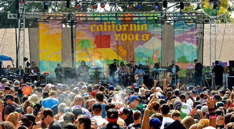 California Roots Music and Arts Festival Tickets
