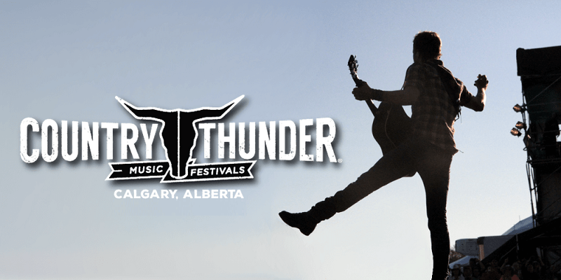 Country Thunder Alberta Tickets