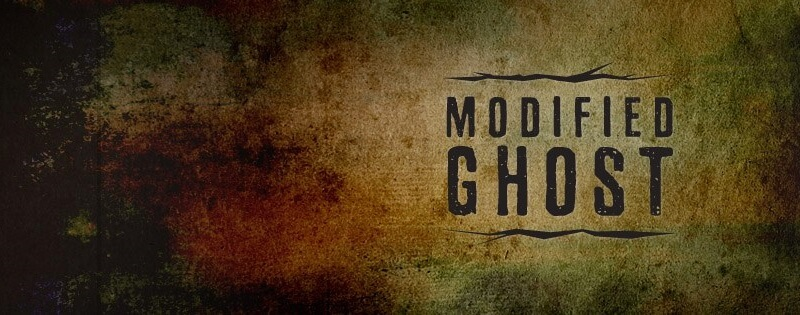 Modified Ghost Festival Tickets