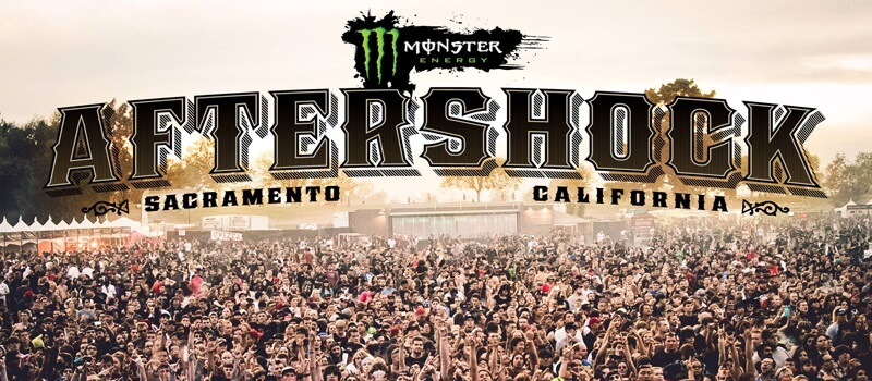 Monster Energy Aftershock Tickets