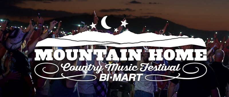 Mountain Home Country Music Festival Tickets
