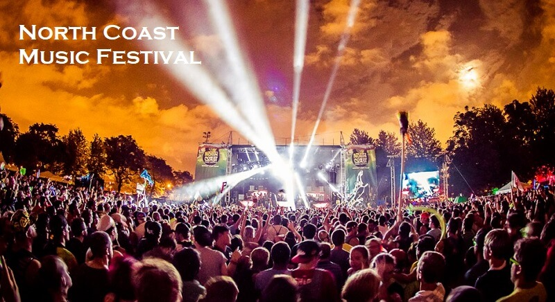 North Coast Music Festival Tickets