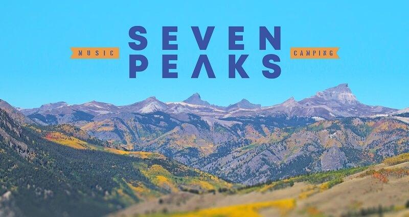 Seven Peaks Festival Tickets