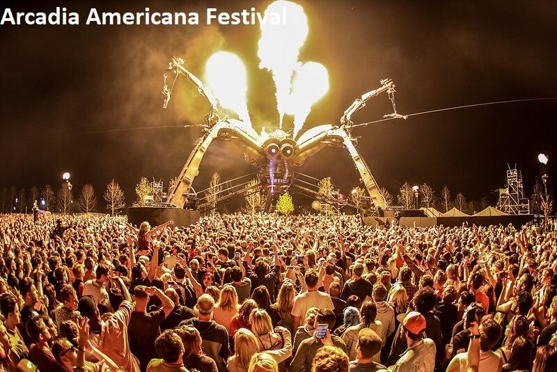 Arcadia Americana Festival Tickets