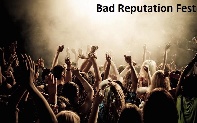 Bad Reputation Fest Tickets