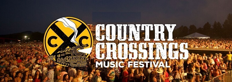 Country Crossings Music Festival Tickets