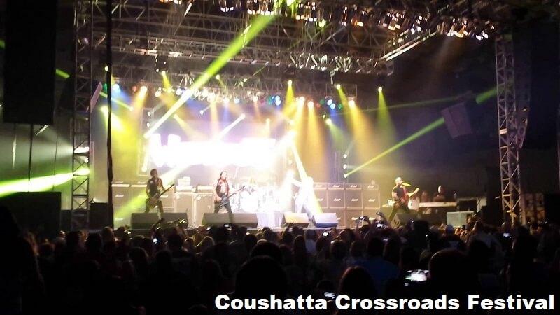 Coushatta Crossroads Festival Tickets