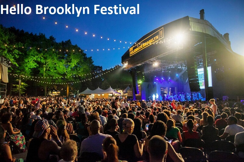 Hello Brooklyn Festival Tickets