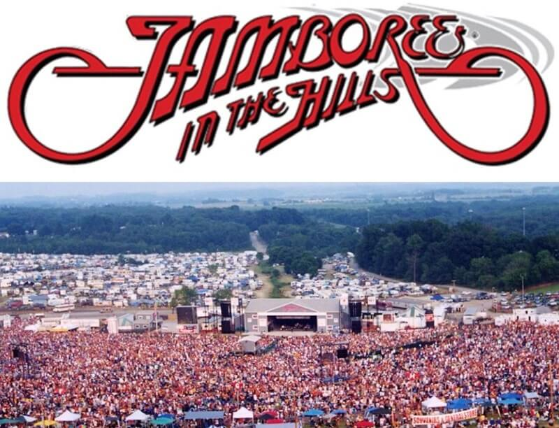 Jamboree In The Hills Tickets