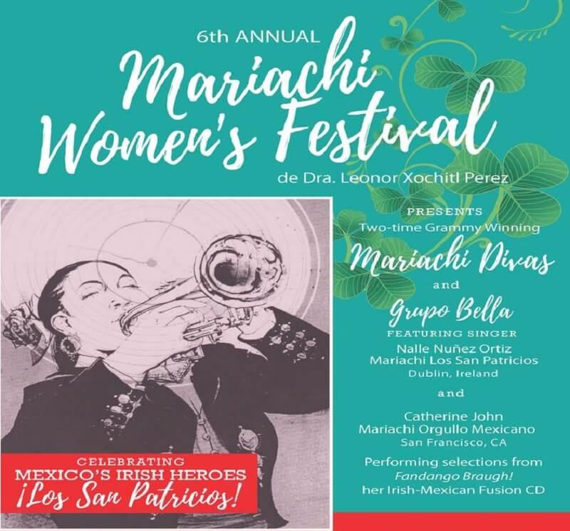 Mariachi Womens Festival Lineup 2019