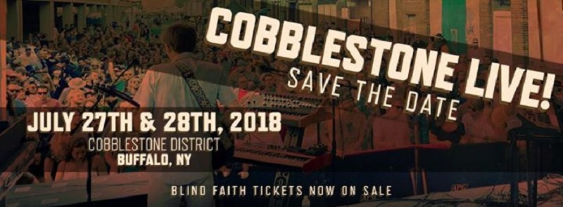 Cobblestone Live Music & Arts Festival Tickets