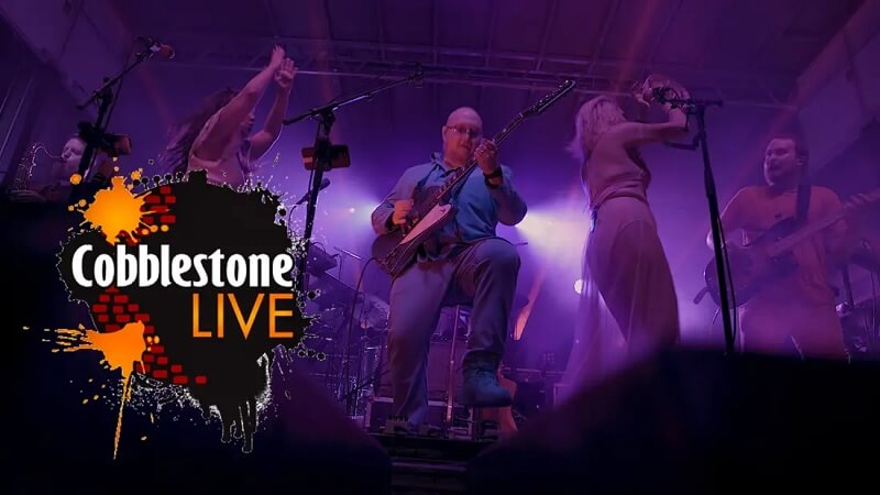 Cobblestone Live Music and Arts Festival