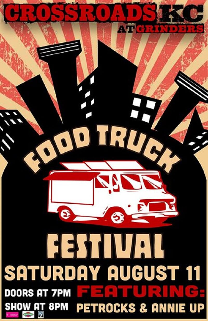 Crossroads Food Truck Festival lineup
