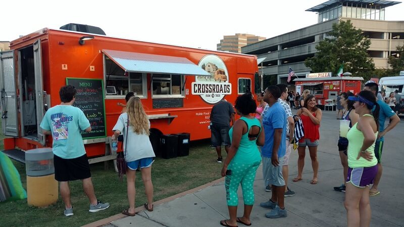 Crossroads Food Truck Fest tickets