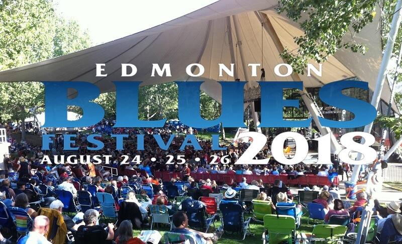 Edmonton Blues Festival Tickets