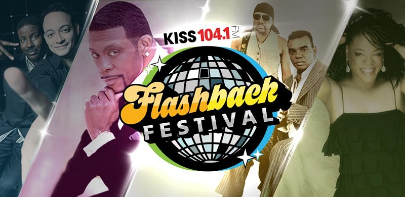KISS 104 Flashback Festival Tickets