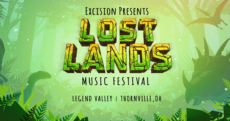 Lost Lands Music Festival Tickets