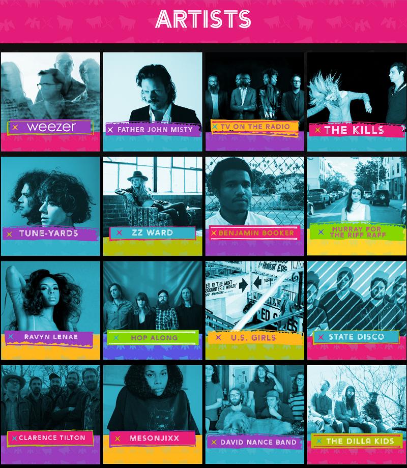 Maha Music Festival 2018 Lineup