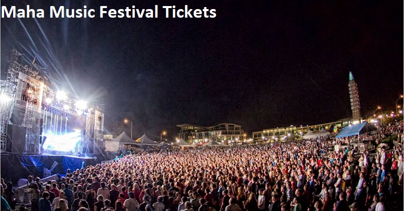 Maha Music Festival Tickets