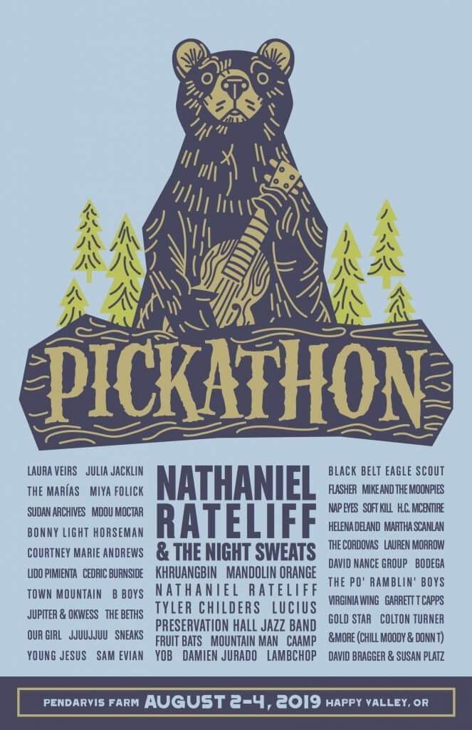 Pickathon Music Festival Lineup 2019