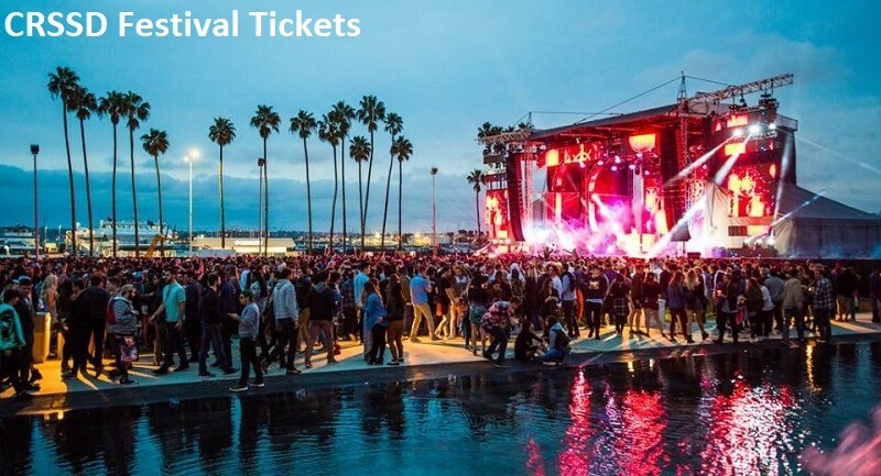 CRSSD Festival Tickets