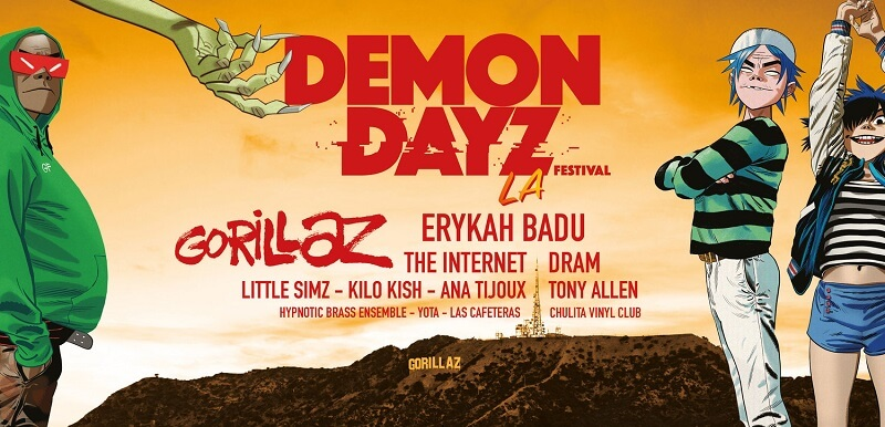 Demon Dayz Festival Lineup