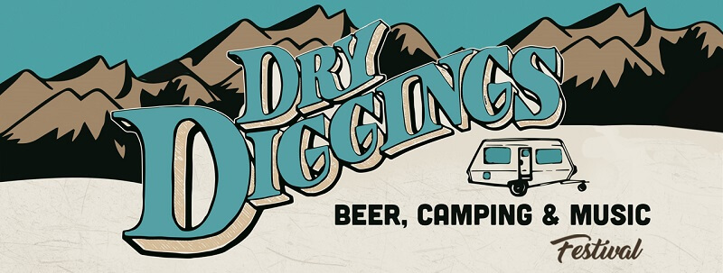 Dry Diggings Festival Tickets