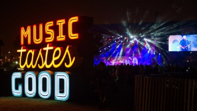 Music Tastes Good Festival Tickets