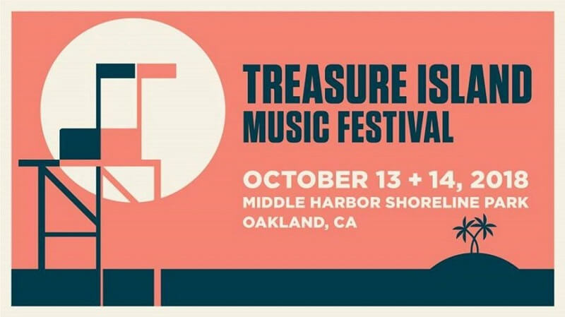 Treasure Island Music Festival Tickets