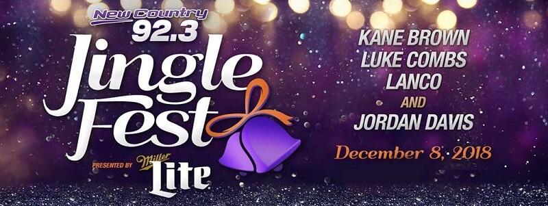 Jinglefest Lineup