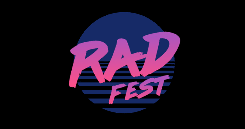 RADfest Tickets