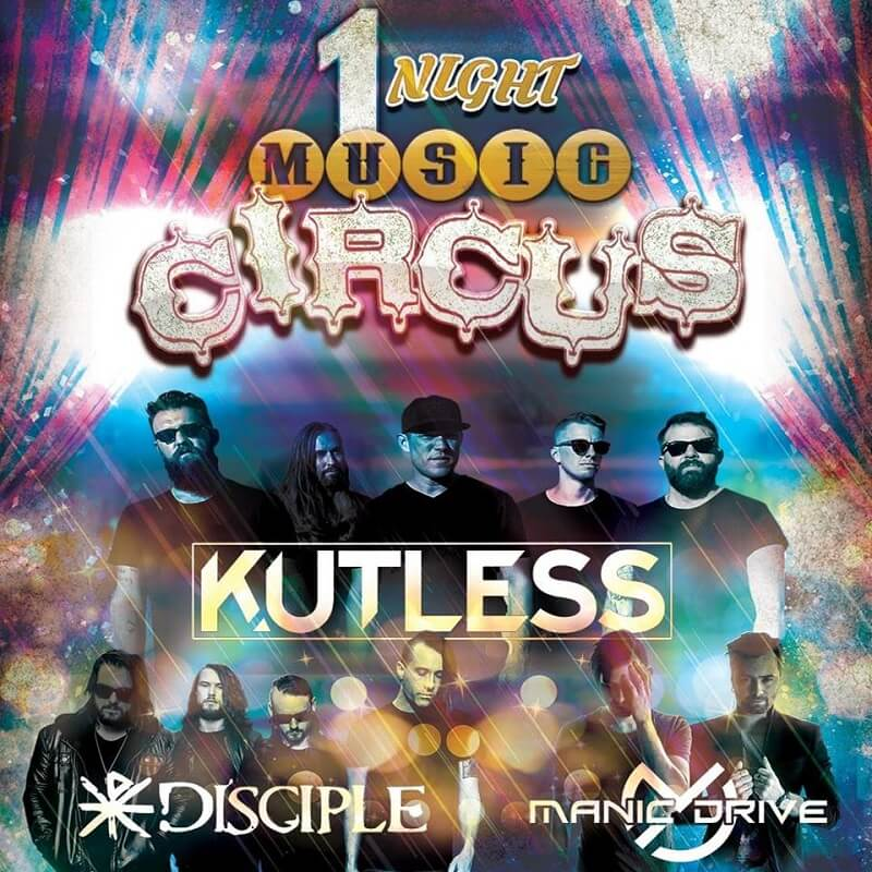 1 Night Music Circus Lineup