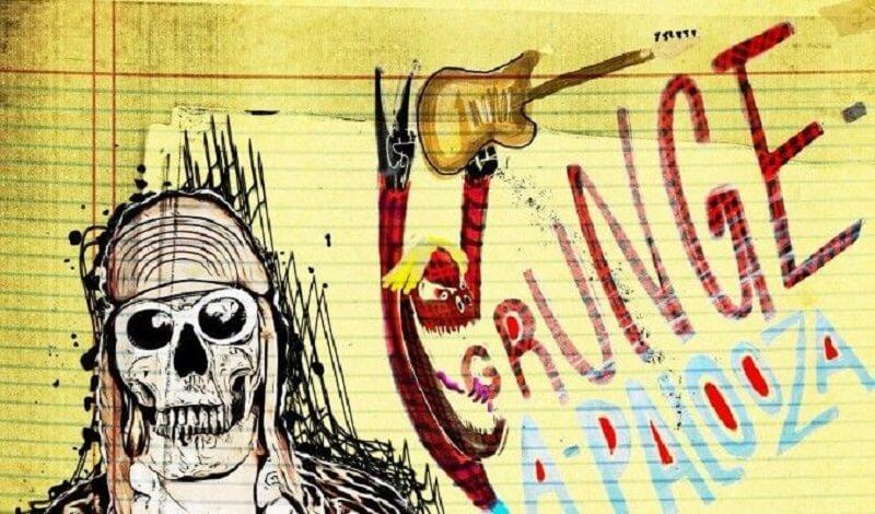 Grunge A Palooza Fest Tickets