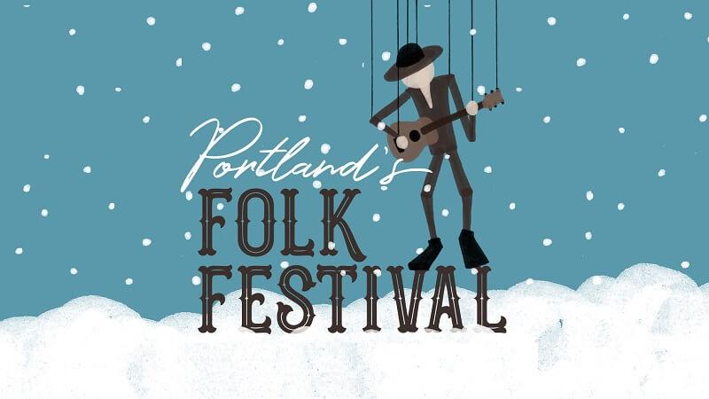 Portland's Folk Festival Tickets
