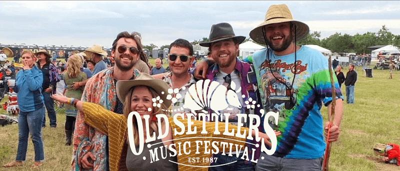 Old Settler's Music Festival Tickets