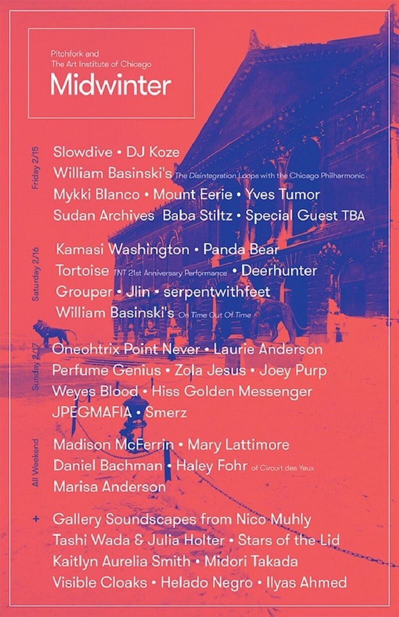Midwinter Festival 2019 Lineup