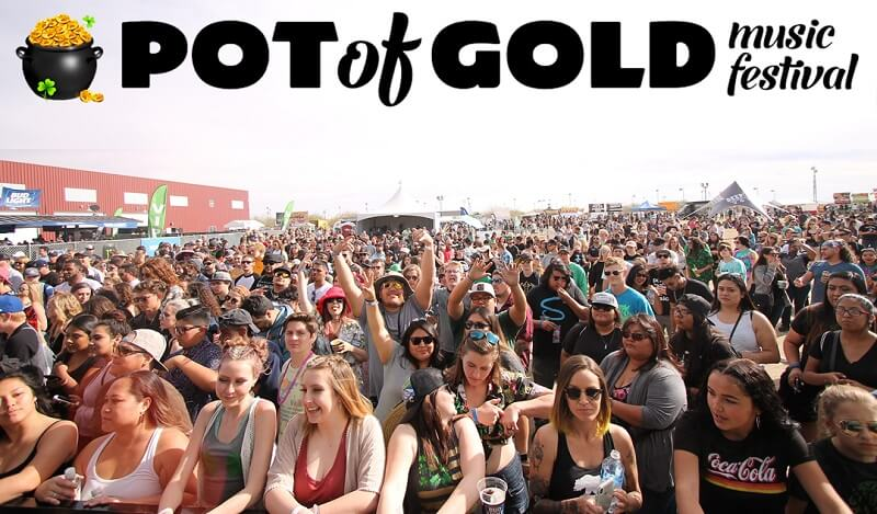 Pot of Gold Music Festival Tickets