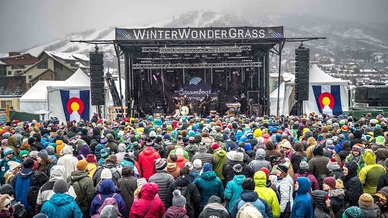 WinterWonderGrass Festival Tickets