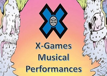 X-Games Musical Performances