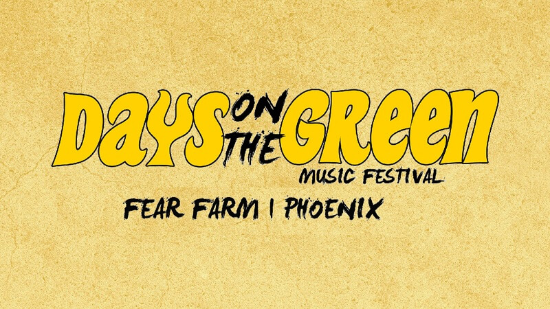 Days On The Green Music Festival Tickets